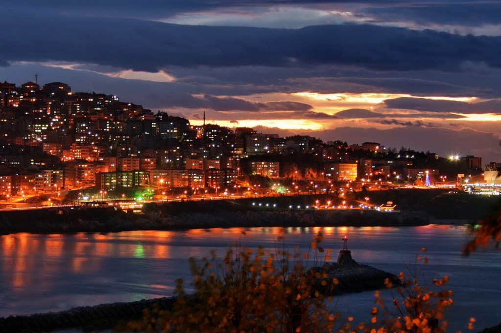 Autumn in Zonguldak