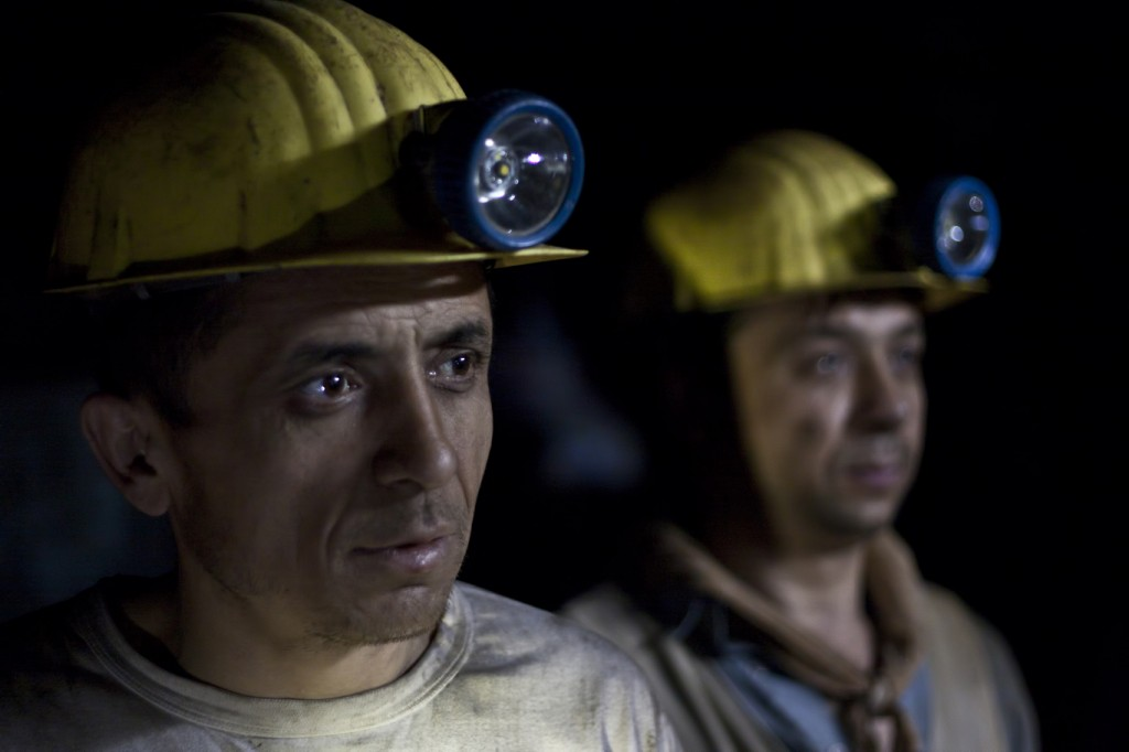 Coal miners of Asma